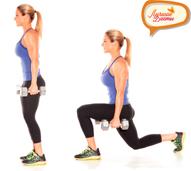 2Dumbbell-reverse-lunge